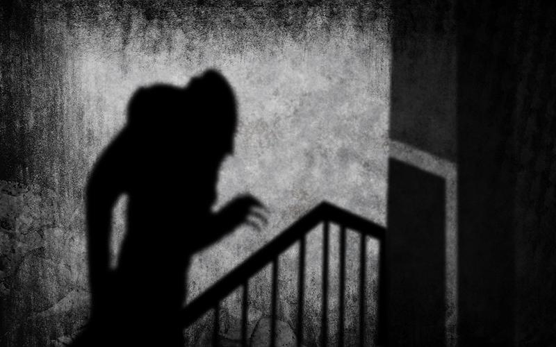 paura delle ombre